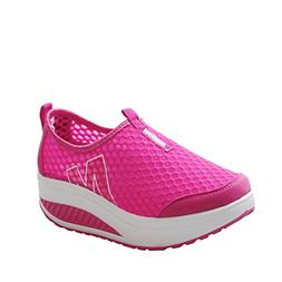Women's Girls Mesh Lightweight Breathable Casual Sneakers Th