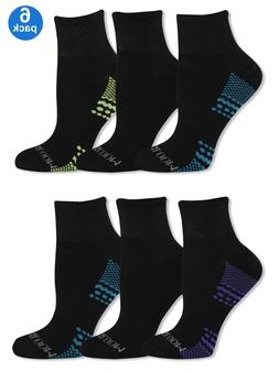 Fruit of the Loom Womens Fit For Me Everyday Active Ankle So