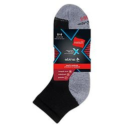 Hanes Men's X-Temp® Active Cool Ankle 4-Pack